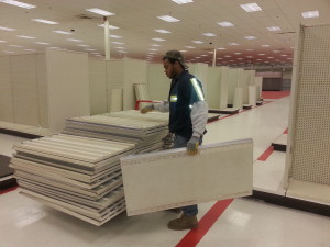 Breaking down walls in Target